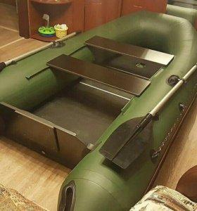 Надувная моторная лодка