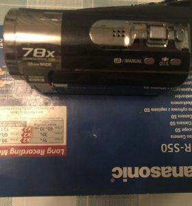 Видеокамера Panasonic SDR -S50ЕЕ