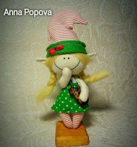 Интерьерные куколки,сувениры