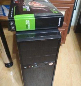 Системник Игровой i7+Gtx1060