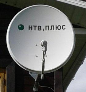 Установка и ремонт антенн в Зеленограде