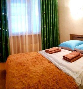 Квартира, 3 комнаты, 82 м²