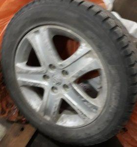 Колеса от сузуки гранд витара 2