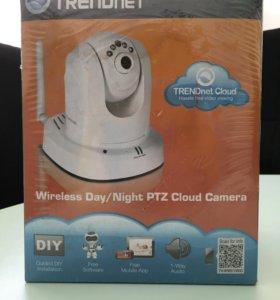 Камера интернет Trendnet TV-IP851WIC