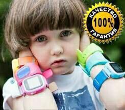 Детские GPS часы Q50,Q60,Q80,90,100+подарок!