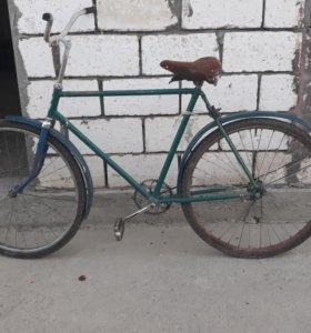 Велосипеды из СССР