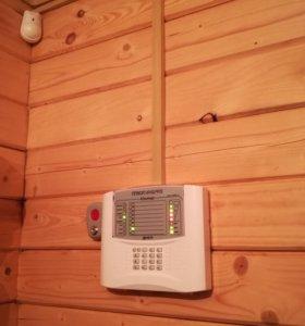 Охрана квартиры, гаража, дома, дачи