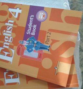 Учебник английского 4 кл
