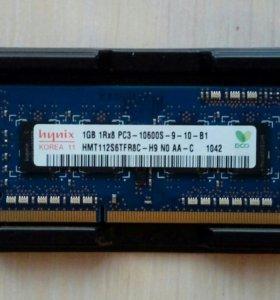 Оперативная память Hynix PC3 10600S 9 10 B1 1Gb