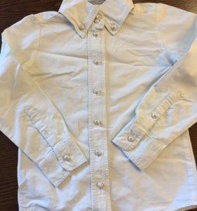 Рубашка  на девочку 128р