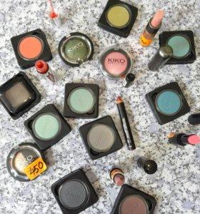 Распродажа из наличии Kiko makeup Milano