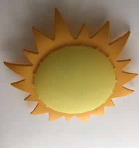 Люстра IKEA smila sol
