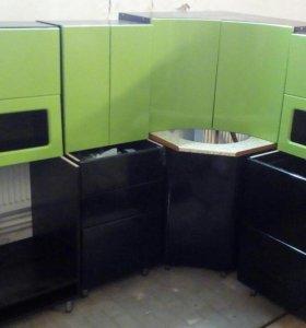 Новая модульная кухня мдф
