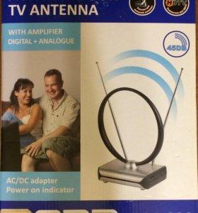 Тв антенна с усилителем Denn daa 230