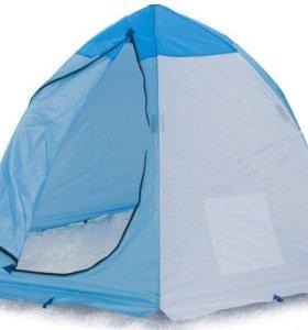 Палатка зимняя большая 3 местная Доставка
