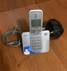 Радио телефон Philips se440