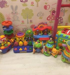 Развивающие игрушки с 6 месяцев