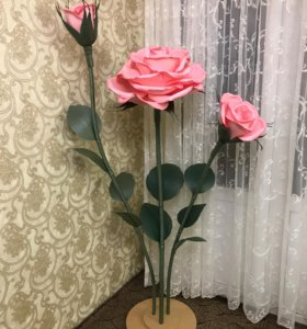 Ростовые цветы - СВЕТИЛЬНИКи