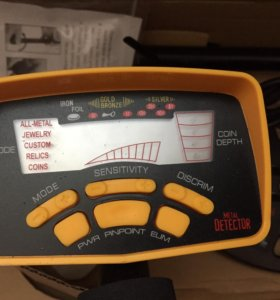 Металлоискатель MD 6250 Professional