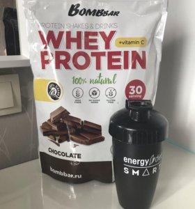 Протеин Bombbar Chocolate