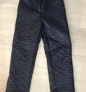 Осенние штанишки для девочки ACOOLA