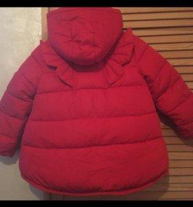 Курточка-пальто «Ангелок»