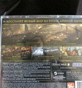 Total war Attila компьютерная игра
