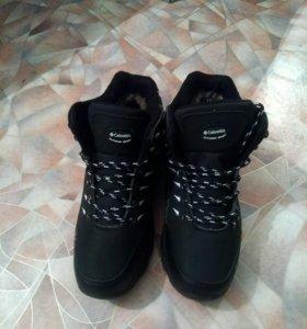 Ботинки зимние 43 размер