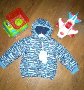 Новая куртка Baby goy 86