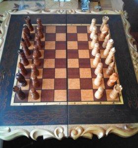 Шахматы зона