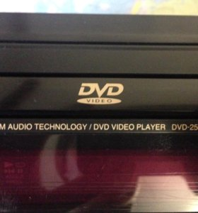 Dvd denon 2500