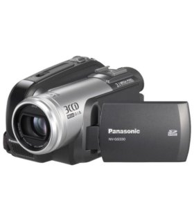 Видеокамера Panasonic gs330