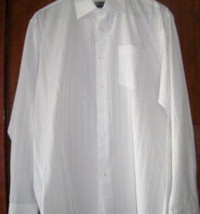 Белая рубашка р-50