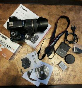 Фотоаппарат Canon EOS 550
