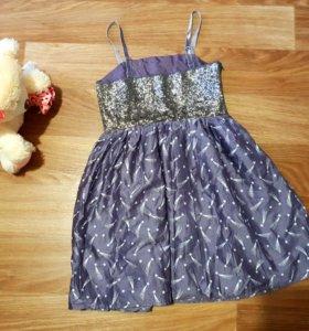 Платье на девочку фирмы Jonnie b
