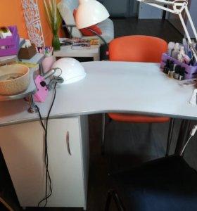 Специализированная мебель для маникюра и педикюра