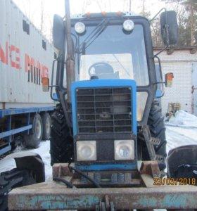 """Трактор """"Беларус-82.1"""""""