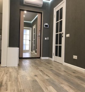 Квартира, 1 комната, 49.7 м²