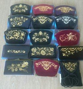 Новые косметички и сумочки