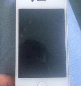 Продаётся iPhone 4s