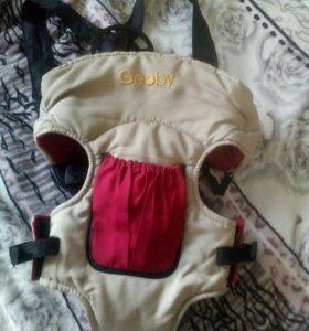 Кенгуру, сумка переноска для детей