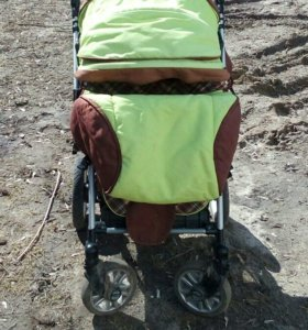Прогулочная коляска Jetem castle