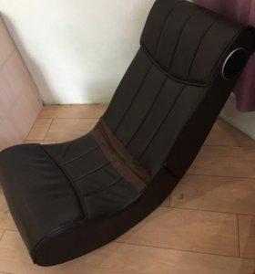 Кресло качалка с музыкой