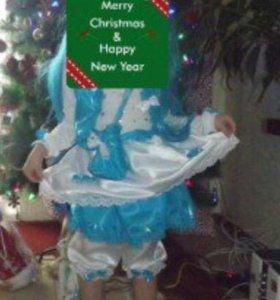 В прокат новогодние костюмы