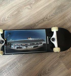 Скейт Footwork