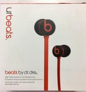 Наушники Beats by dr. Dre. Urbeats