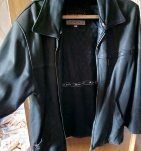 Мужская кожаная куртка Marco Polo