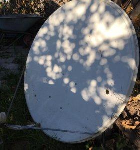 Тарелка спутниковая 1 м