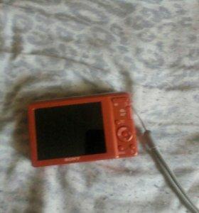 СРОЧНО! Фотоаппарат Sony DSC-S2100
