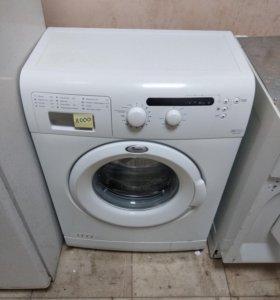 Whirlpool 3.5кг гарантией